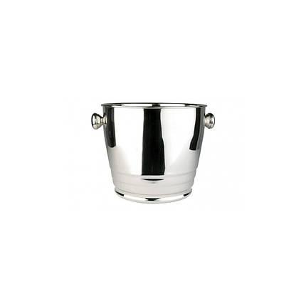 Ведро для шампанского Winco 4 л Серебристый (25035), фото 2