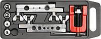 Пресс для ручного расширения труб YATO 3-19 мм с аксессуарами 7 шт, фото 1