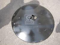 Диск бороны круглый 660мм 70х70мм ДМТ Борированный (пр-во Велес-Агро)