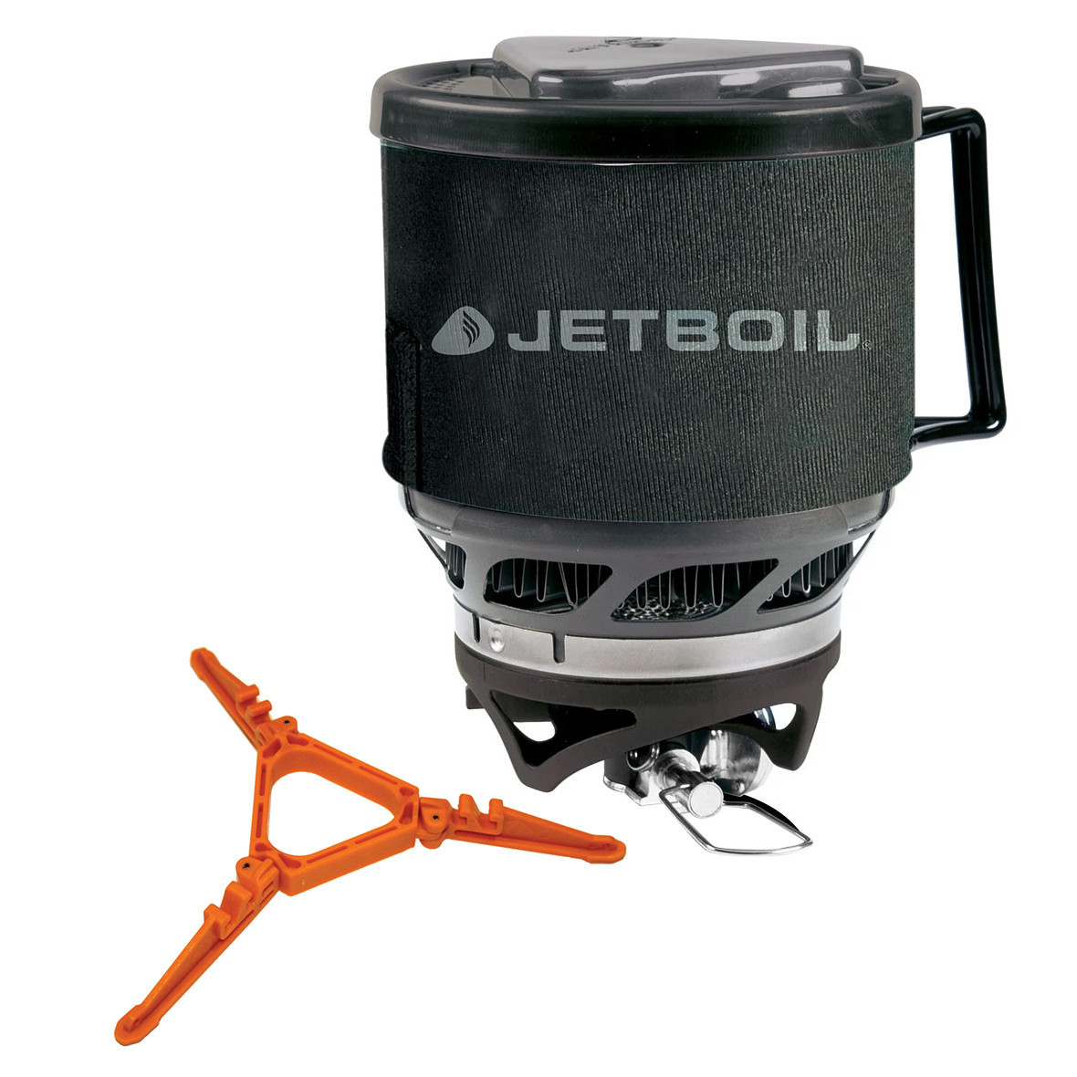 Система для приготування їжі Jetboil Minimo 1L Carbon (JB MNMCB)