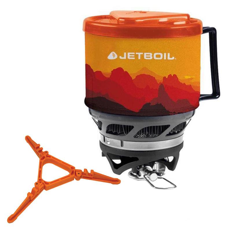 Система для приготування їжі Jetboil Minimo 1L Sunset (JB MNMSS-EU)