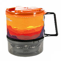 Система для приготування їжі Jetboil Minimo 1L Sunset (JB MNMSS-EU), фото 3