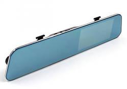 Відеореєстратор дзеркало з двома камерами DVR A29