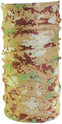 Бандана-трансформер JiaBao Разноцветный (HB-M010/7), фото 2