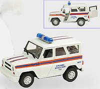 """Машина инерционная Автопарк """"Служба спасения"""" 9076-F Joy Toy"""