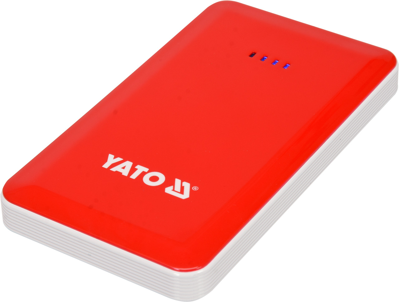Пускова батарея Li-Pol 7.5 Агод YATO 200/400 А, живлення через USB: 5В, 2А