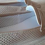 Туфлі лофери перфорація INSHOES беж, фото 3
