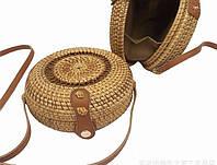 Женская плетённая сумочка. Модель 507, фото 2