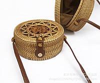 Женская плетённая сумочка. Модель 507, фото 4