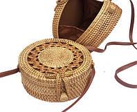 Женская плетённая сумочка. Модель 507, фото 3