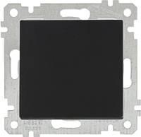 """MUTLUSAN """"Rita"""" Механизм выключателя 1-й 10А черный (2200 401 0184)"""