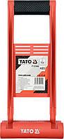 Ручка для перенесення г/к плит YATO пластикова ABS L=375 мм