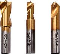 Сверла для точечной сварки YATO HSS 6.5, 8, 10 мм 3 шт, фото 1