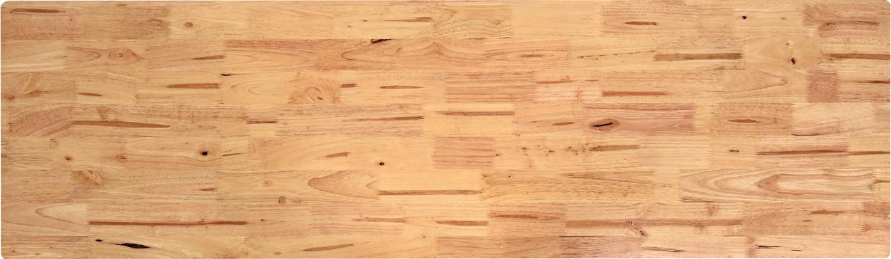 Столешница деревянная YATO на 3 модуля 1980 x 457 x 22 мм