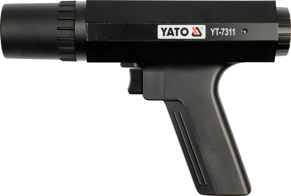 Стробоскопна лампа YATO для двигунів, U= 12 В, макс. макс. 8000 об/хв. [6/12]