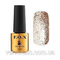 Гель-лак FOX BRILLIANCE 004  6мл