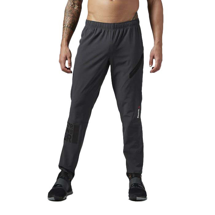 Мужские спортивные штаны Reebok ONE Series Woven Trackster AI1684 стрейч
