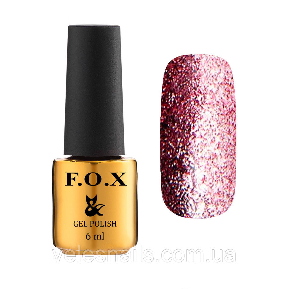 Гель-лак FOX BRILLIANCE 011 6мл