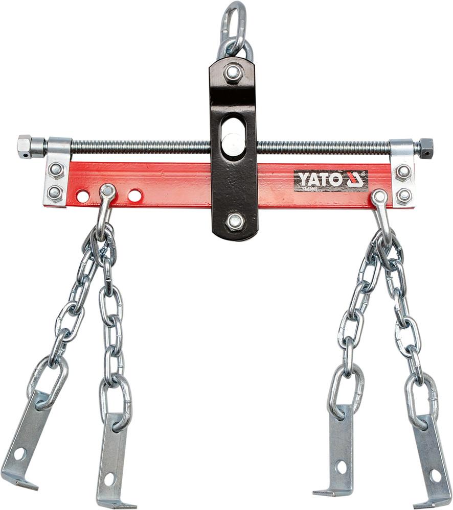 Траверса балансувальна для крана YATO : навантаження- 680 кг, балка l= 315 мм