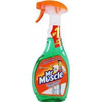 """Средство для мытья стекол """"Mr.Muscle"""" 500 мл, спрей-распылитель"""