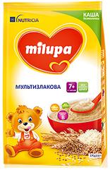 Мультизлакова Каша безмолочна для дітей від 7-и місяців 170 гр