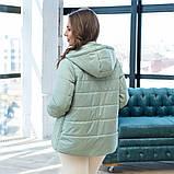 Куртка женская демисезонная размер 54. Mangelo 204, фото 3