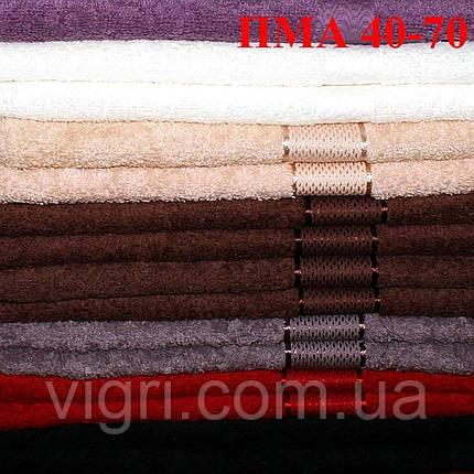 Полотенце махровое Азербайджан, 40х70 см., изумрудное, фото 2