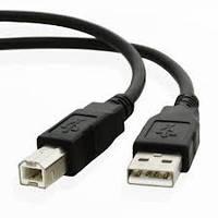 Кабель для принтера USB 2.0 AM-BM 1.5 метра