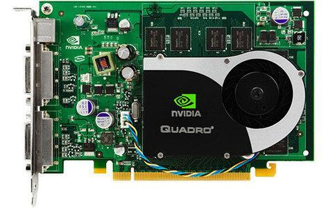 Видеокарта NVIDIA Quadro FX570 (256Mb)- Б/У