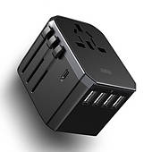 СЗУ Joyroom JY-305 Plus Travel 5USB (4USB+USB-C) 5.6A