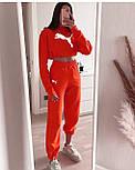 Женский спортивный костюм с укороченной кофтой  vN7420, фото 4