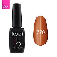 """Гель-лак для ногтей Kodi Professional """"Cat Eye"""" №770 8 мл"""