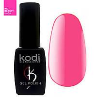 """Гель-лак для ногтей Kodi Professional """"Bright"""" №BR020 Неоновый малиновый (эмаль) 8 мл"""