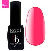 """Гель-лак для ногтей Kodi Professional """"Bright"""" №BR030 Неоновый красно-малиновый (эмаль) 8 мл"""