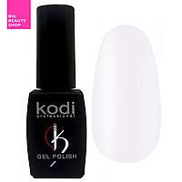 "Гель-лак для ногтей Kodi Professional ""Black&White"" №BW010 Белый (эмаль) 8 мл"
