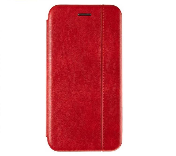 Чехол Gelius для Huawei Nova 5T книжка Book Cover Leather с магнитом Red