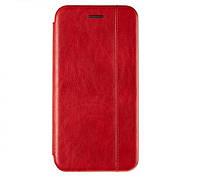 Чехол Gelius для Huawei Nova 5T книжка Book Cover Leather с магнитом Red, фото 1