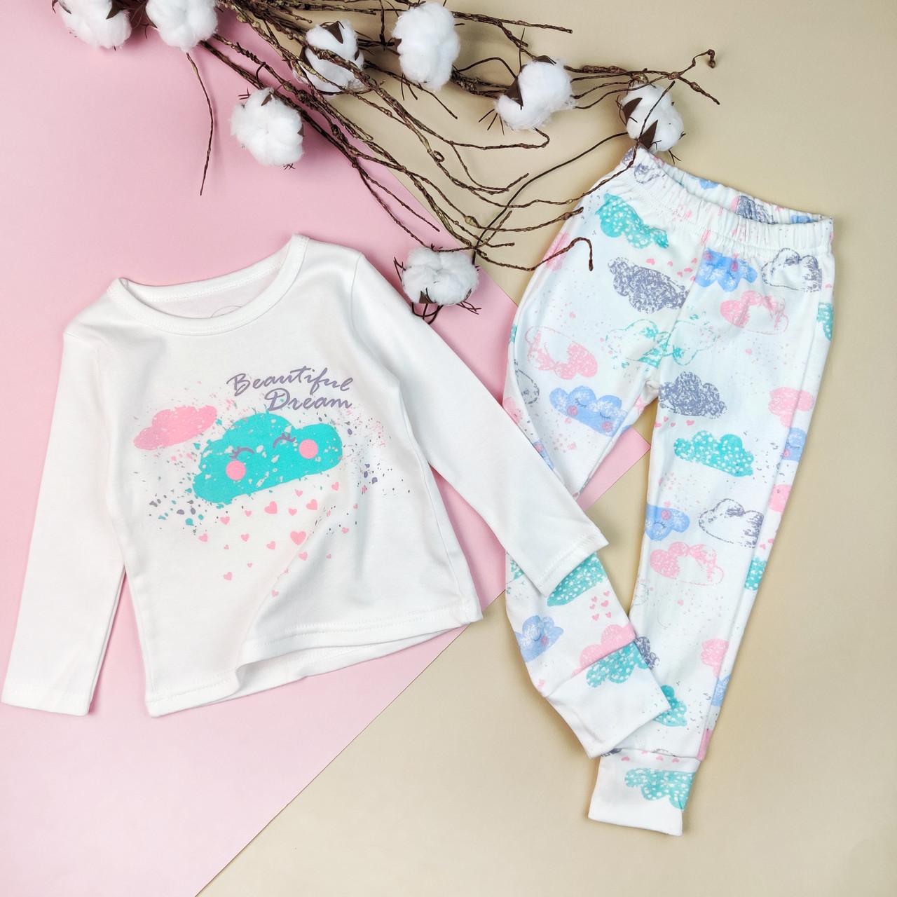 Детская пижама  98, 104