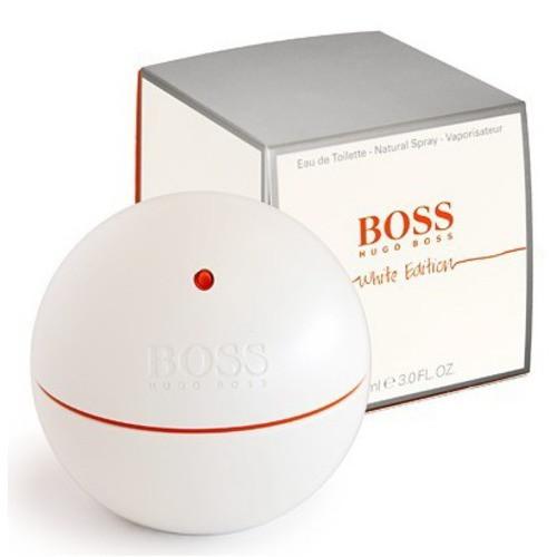 Туалетная вода|тестер для мужчин Hugo Boss In Motion White edt  оригинал 40 мл
