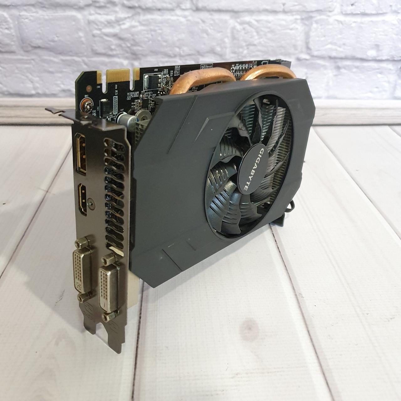 Видеокарта Nvidia GTX 960 OC ( 2Gb DDR5/ 128bit 1370/ 7010Mhz)