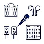 Аудио техника и микрофоны
