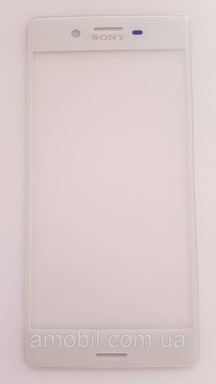 Скло Sony Xperia X F5121 / F5122 / F8131 / F8132 White