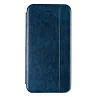 Чохол Gelius для Samsung Galaxy A51 (A515) книжка Book Cover Leather з магнітом Blue, фото 1