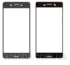 Стекло Sony Xperia X F5121 / F5122 / F8131 / F8132 Graphite black
