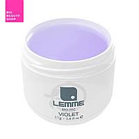 Гель для наращивания ногтей Lemme Violet 15 г