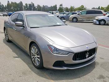 Maserati Ghibli / Quattroporte 2014-