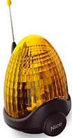 Монтаж сигнальная лампа + антена