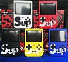 Игровая приставка СИНЯЯ Game Box Sup 400 в 1 Консоль | Портативная игровая ретро консоль, фото 2