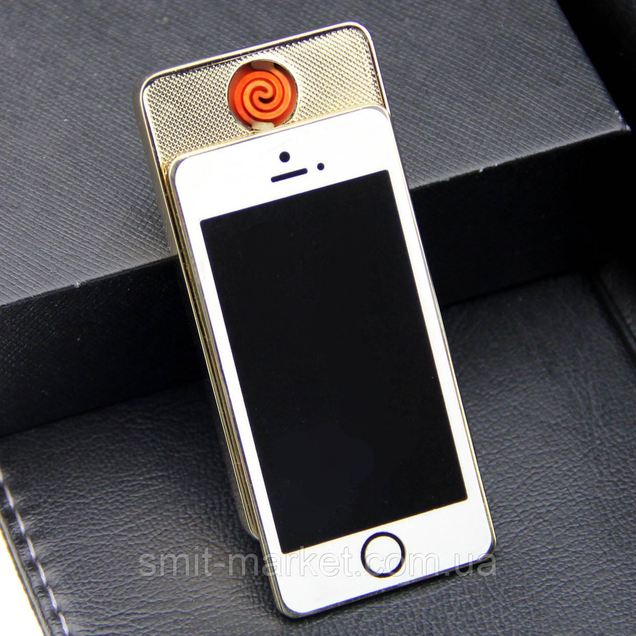 Оригинальная зажигалочка в виде айфона