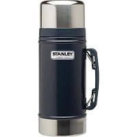 Термос Stanley пищевой Classic 0.7 Л Темно-синий (6939236319249)